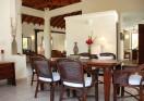 Sea Horse Ranch Villa Sirena Dining Area