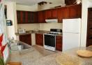 The Villa Sirena kitchen in Sea Horse Ranch